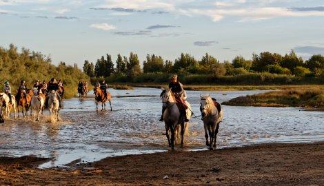cheval balade