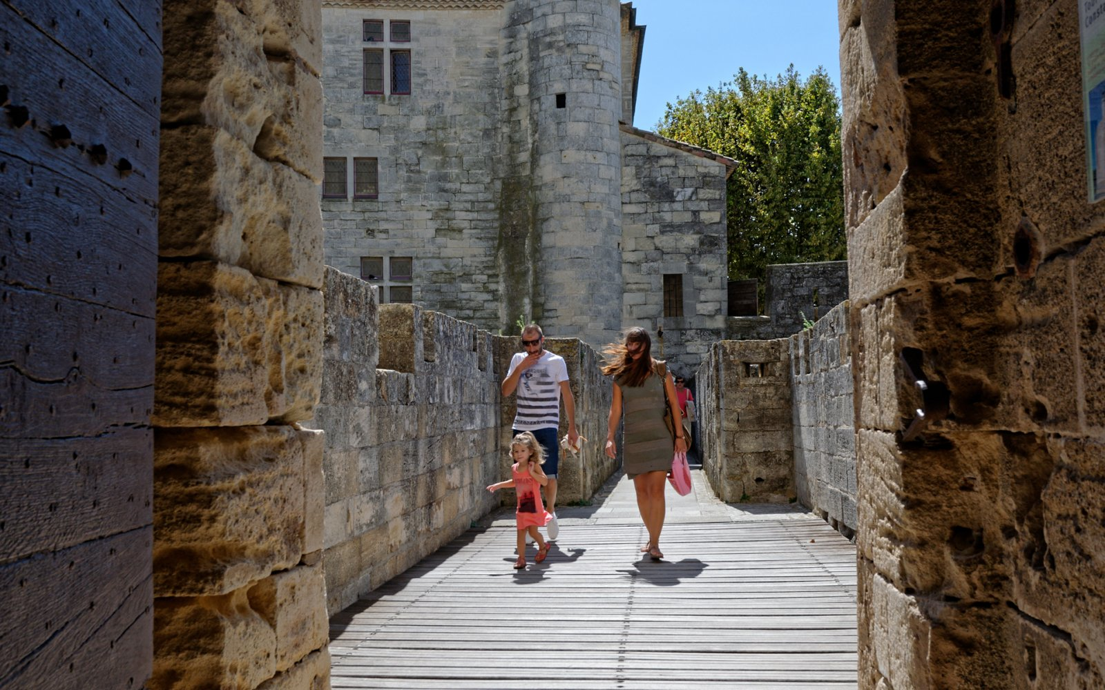 Partire all'assalto della città medievale