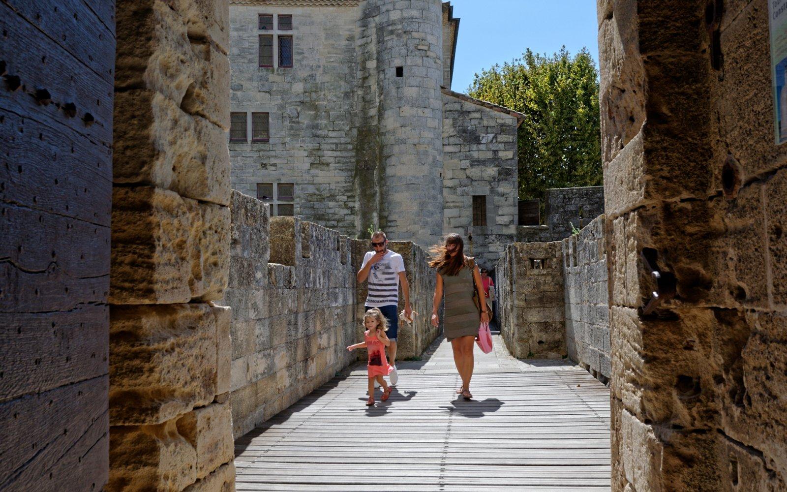 Asalto a la ciudad medieval