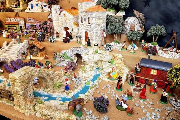 Boutique santons de Provence « Les Artisans de Samael »