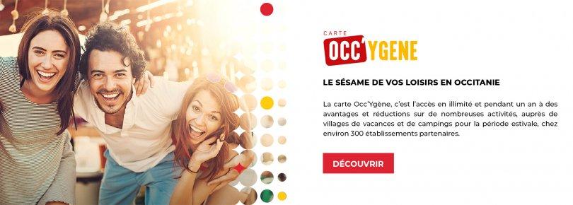 Carte Occ'ygène CRT Occitanie