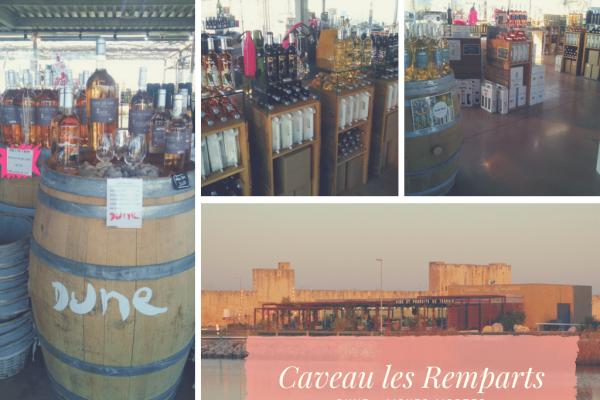 Caveau Les Remparts / Les Sablons