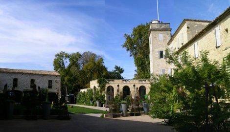 Chateau de Calvieres 1