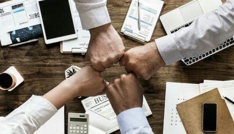 Collaborer business papier 634x400