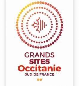 Logo Grand Site Occitanie
