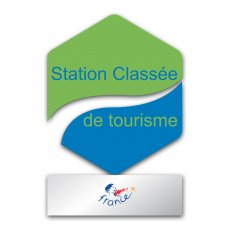 Station classée - logo