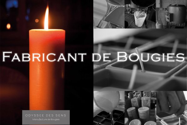 Manufacture de bougies