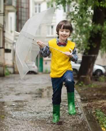 Activités pluie