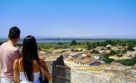 Point de vue - tour Constance - remparts 3