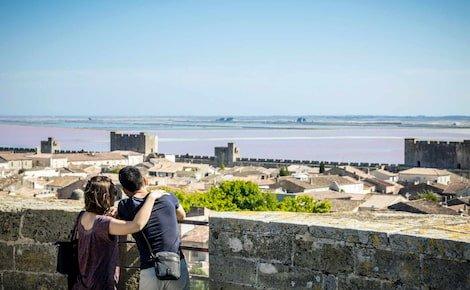 Point de vue - tour Constance - remparts 4